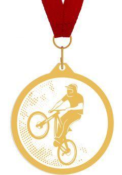 Medalla de metacrilato para mtb Thumb
