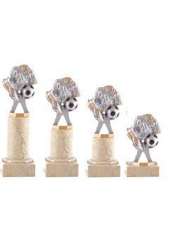 Trofeo Columna Aplique fútbol Thumb