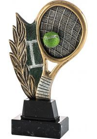 Tennis Sports Resin Trophy