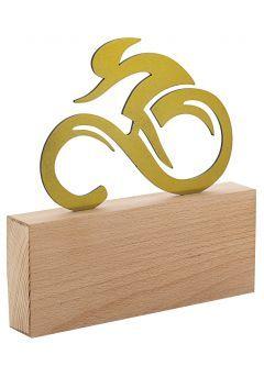 Trofeo de ciclismo en Metal/Madera  Thumb