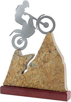 Trofeo Metal/Piedra Motocross Thumb