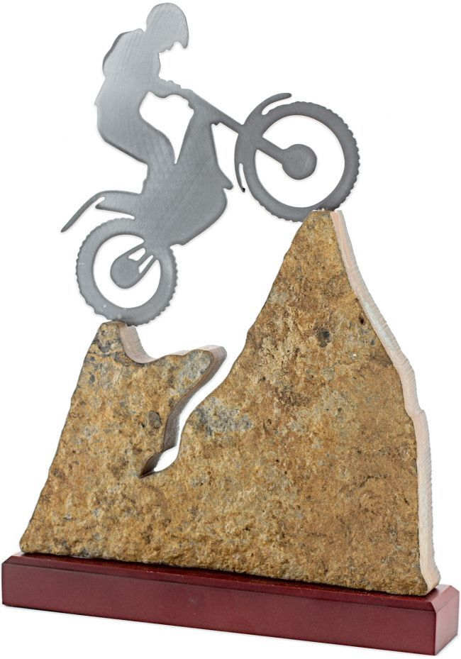 Trofeo Metal/Piedra Motocross