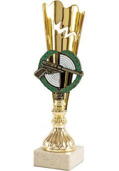 Trofeo de aplique de pistola-1