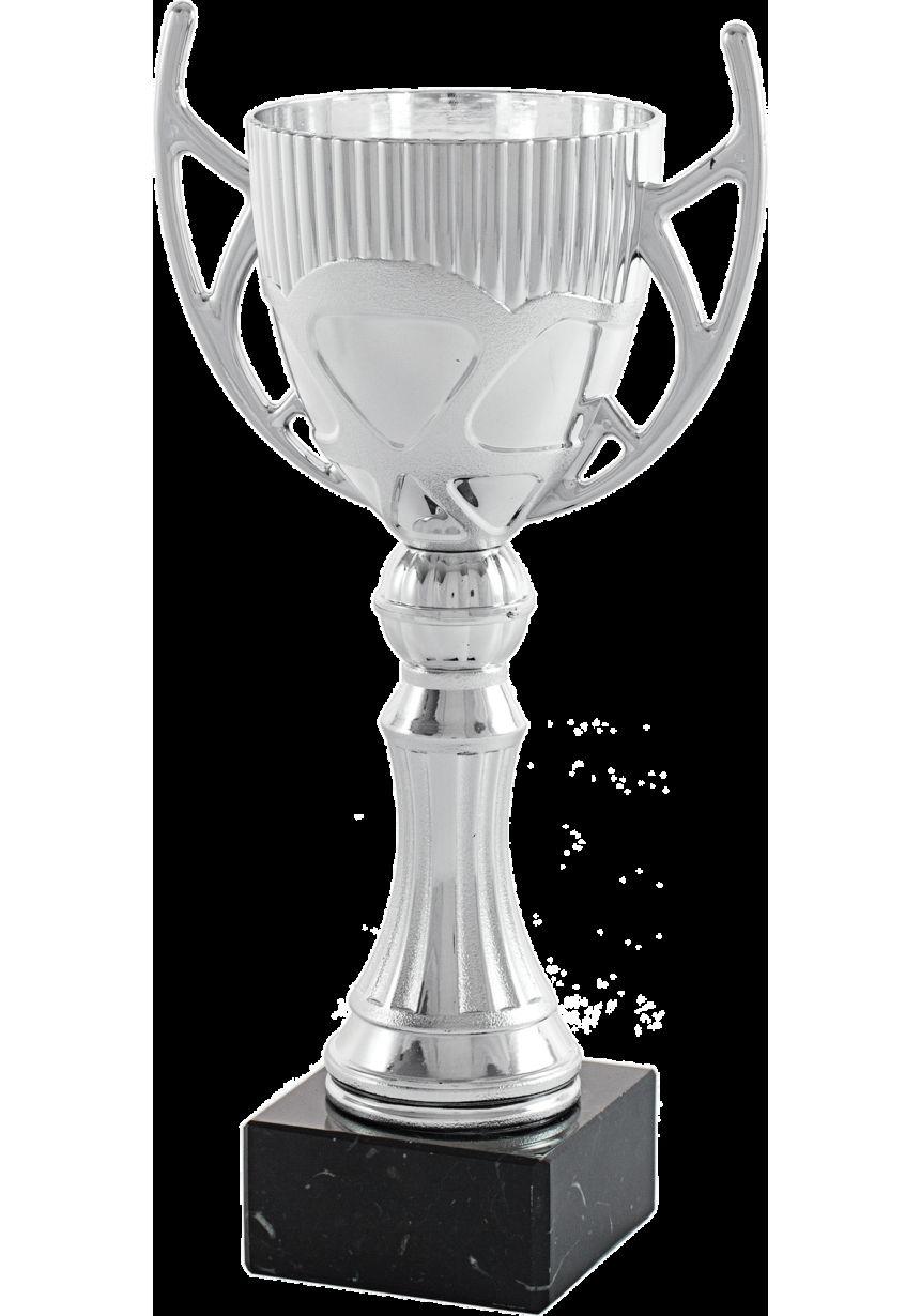 Trofeo copa balón entramado