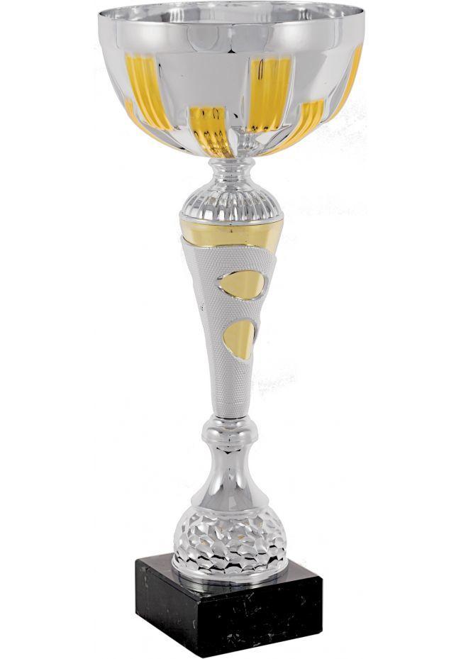 Copa balón bicolor Dorada/Plata