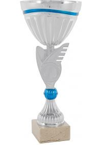 Copa Columna Espiga Azul