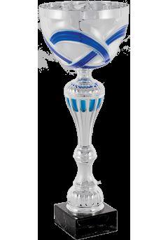 trofeo copa azul portadisco soporte 9