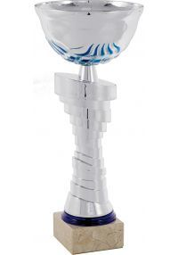 Trofeo copa Plateado Columna-1