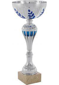 Copa Balón Entramado Vaso Azul Cobalto