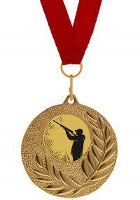 Medalla Completa de Tiro Deportivo