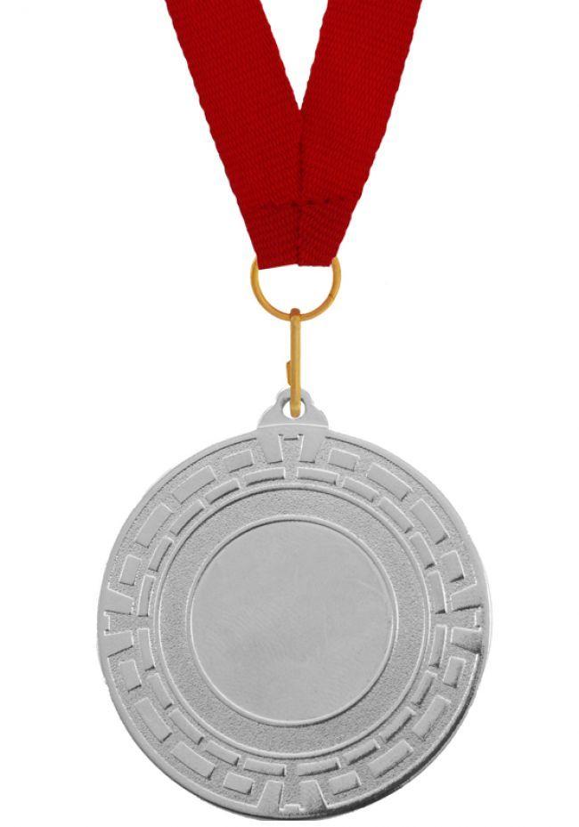 Medalla Deportiva Completa Cinta Disco Grabado
