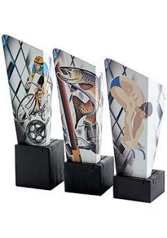 Trofeo ALUMINIO CROSS Thumb