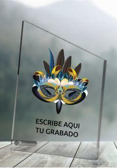 Trofeo de Cristal para Carnavales