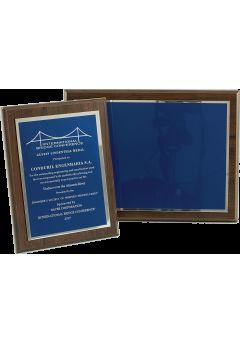 placa de homenaje a con grabado copia 1
