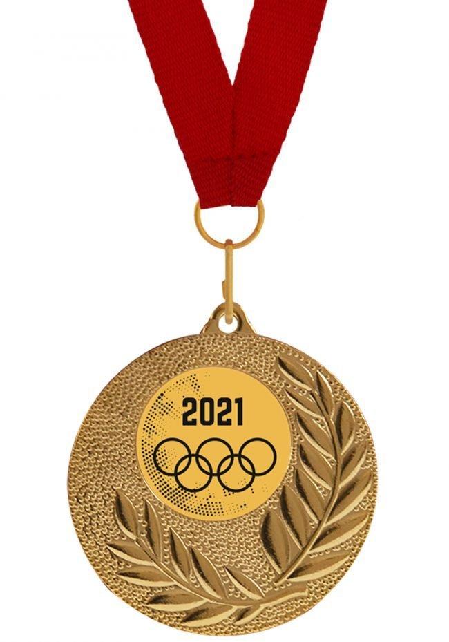 Medalla Completa Olímpica 2020