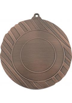 Medalla portadisco 70 mm oblicua Thumb