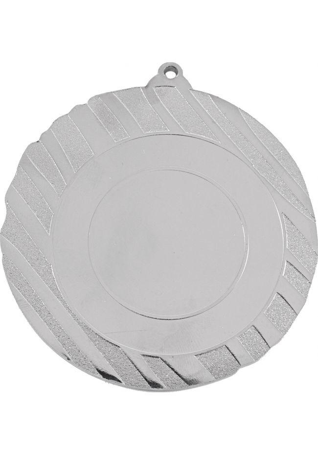 Medalla portadisco 70 mm oblicua