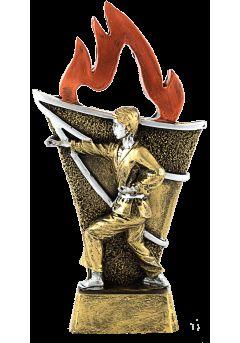 trofeo antorcha artes marciales 1