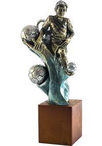 Trofeo futbolista y mundial  -1