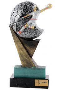 Trofeo de resina Portero-1