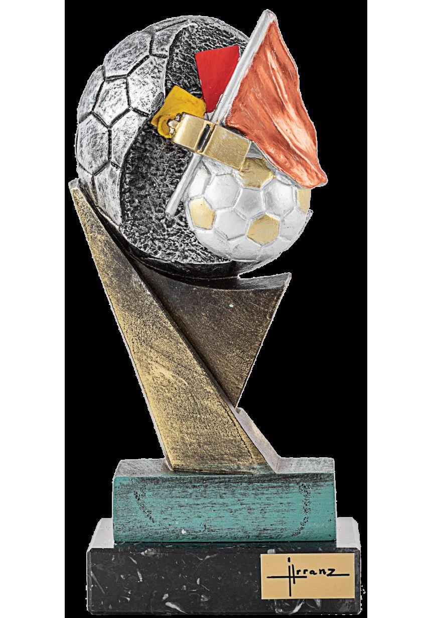 Trofeo de resina Arbitro