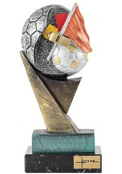 Trofeo de resina Arbitro Thumb