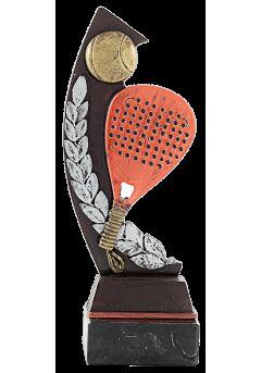 trofeo padel doble raqueta l 1