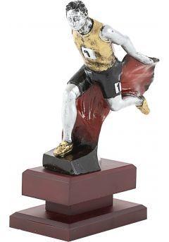 Trofeo con figura cross Hombre