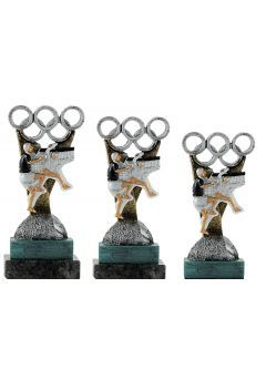 Trofeo de Balonmano en Resina Thumb