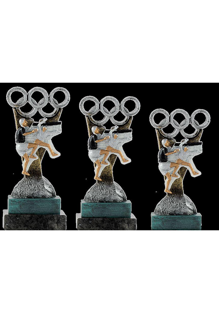 Trofeo de Balonmano en Resina