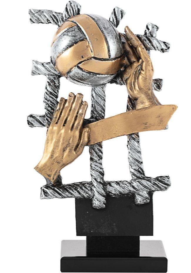 Trofeo de Voley en Resina