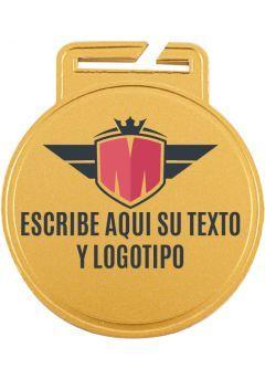 Medalla Especial Marcado color de 55 mm-3
