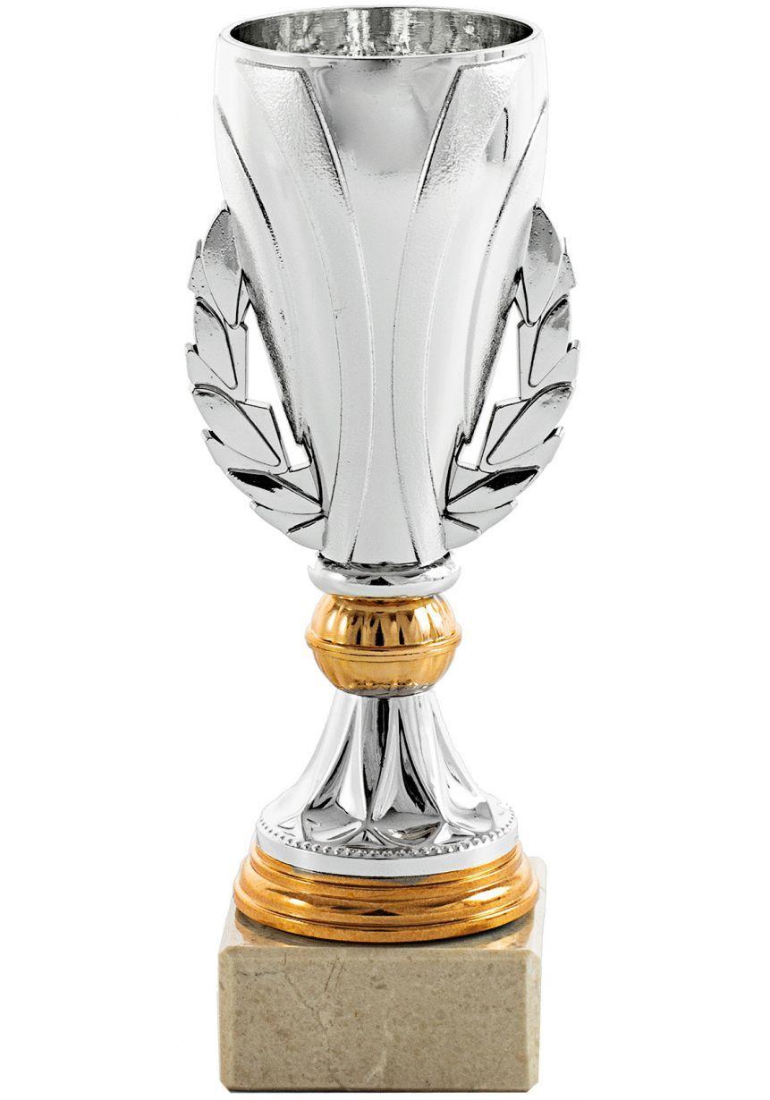 Trofeo doble corona de laurel