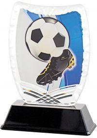Trofeo deportivo de FÚTBOL Acrilico