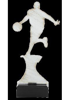 trofeo de baloncesto metal 1