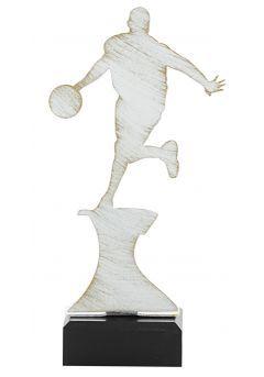 Trofeo de Baloncesto Metal