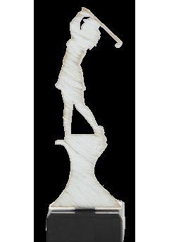 trofeo de padel mujer metal 1