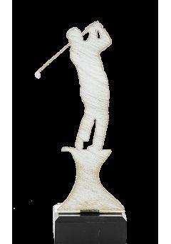 trofeo de golf hombre metal 1