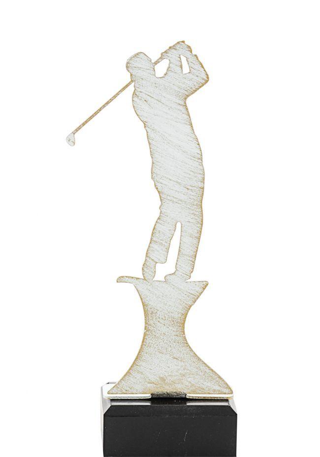 Trofeo de Golf Hombre Metal