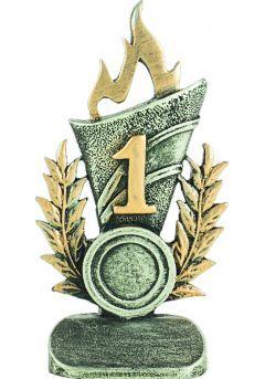 Trofeo premio antorcha nº1
