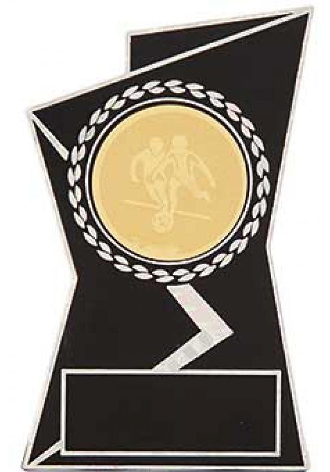 Trofeo portadisco ø50 bicolor