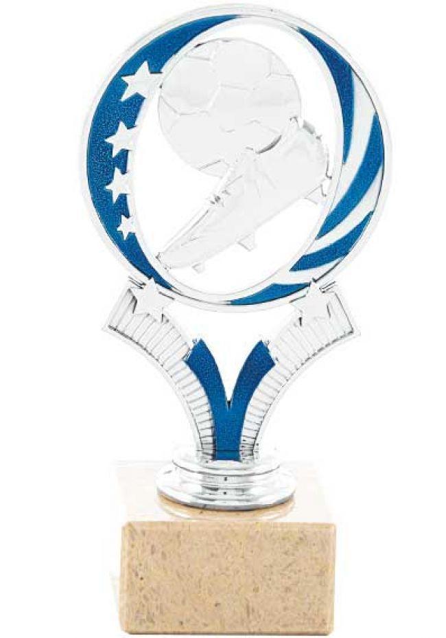 Trofeo de fútbol mini estrellas