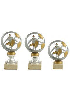 Trofeo balón y jugador de fútbol Thumb