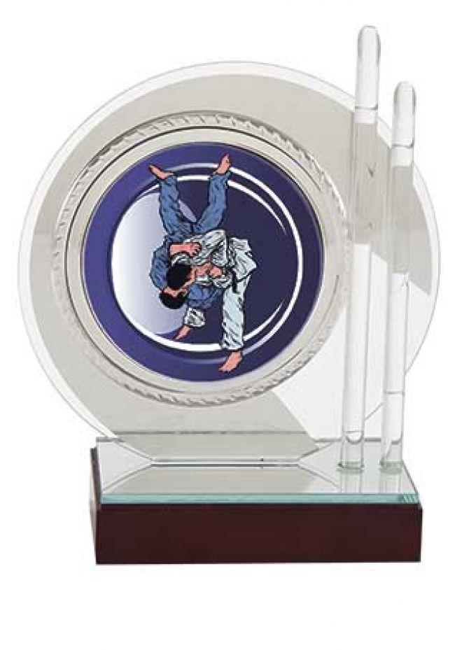 Trofeo de judo circular