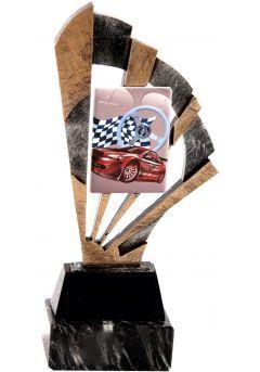 Trofeo cerámica abanico deportivo Thumb