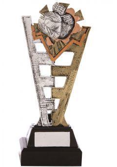 Trofeo resina cremallera deportivo Thumb
