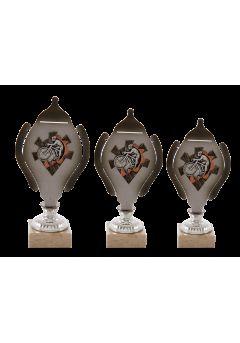 Trofeo corte copa deportivo