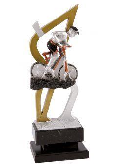 Trofeo resina barras deportivo