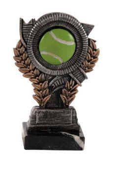 Trofeo resina doble espiga Thumb
