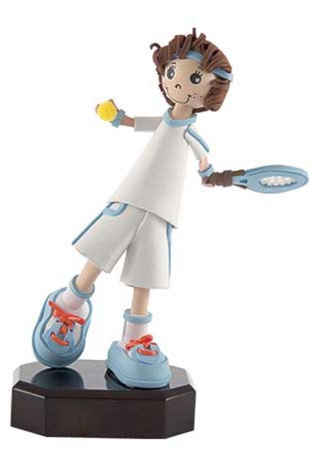 Trofeo Deportes muñeco